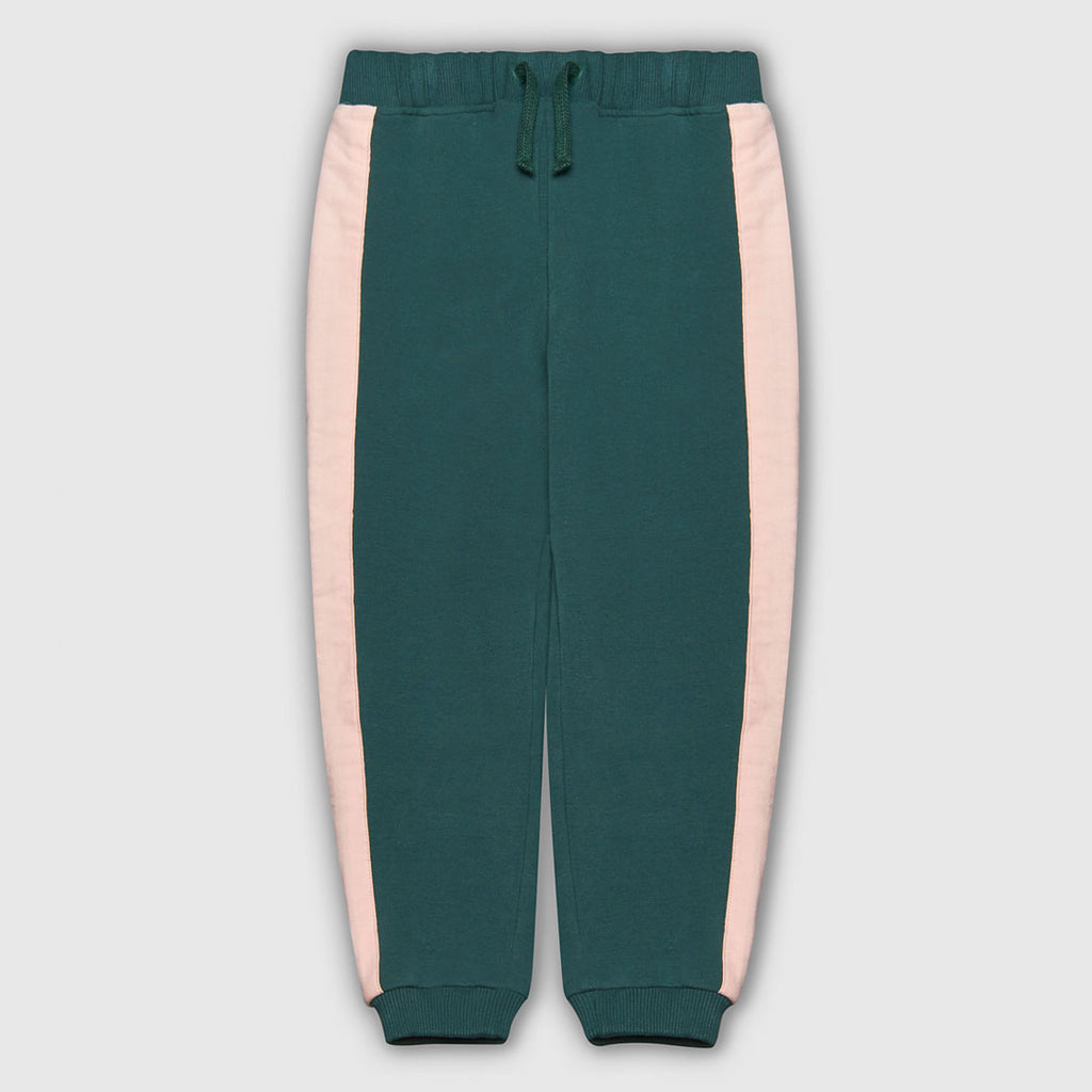 Joggers - Green/Pink