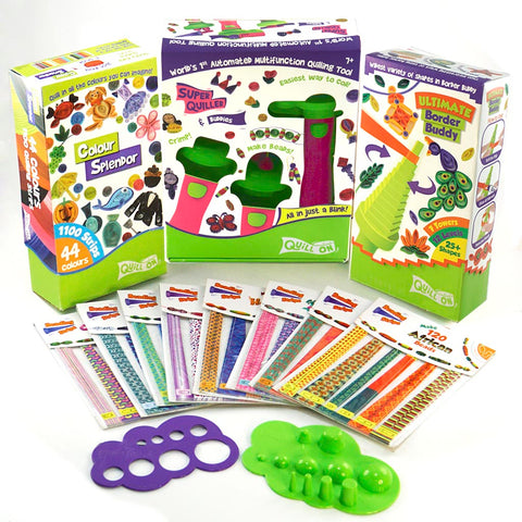 Awesome Quilling Kit