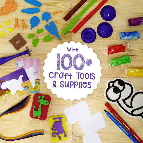 5-in-1 Awesome Craft Kit