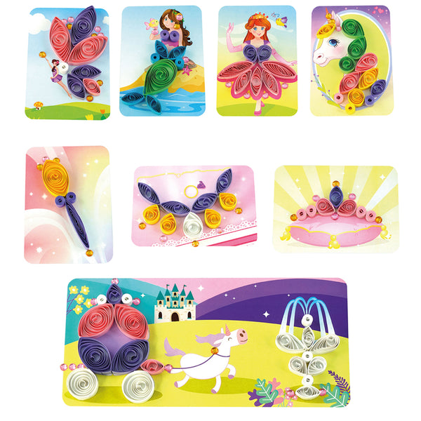 Spyrosity Princess Creative Cards