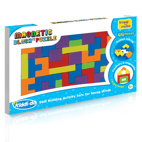 Magnetic Block Puzzle for kids