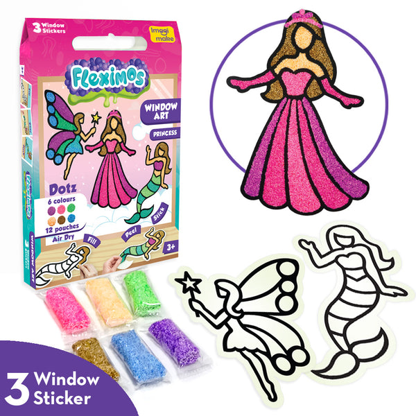 Window Art - Princess
