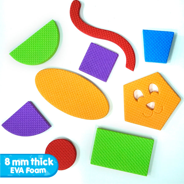 Make with Shapes Assorted Pack of 6