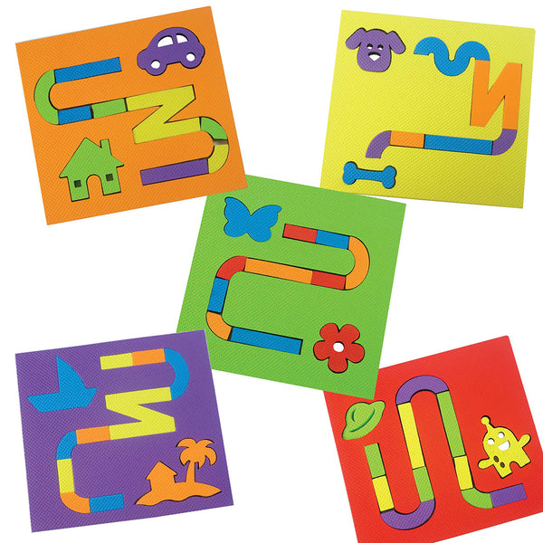Maze puzzle for toddlers