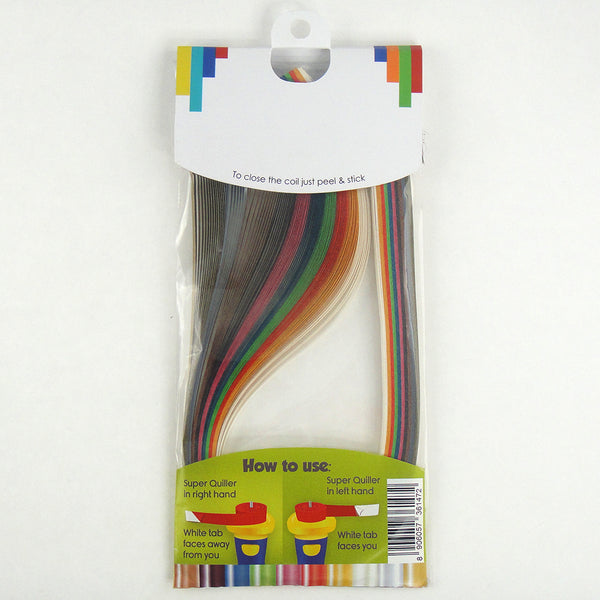 Metallic Quilling Strips