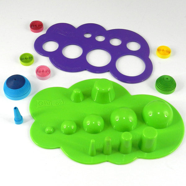 Quilling Board and quilling Mould