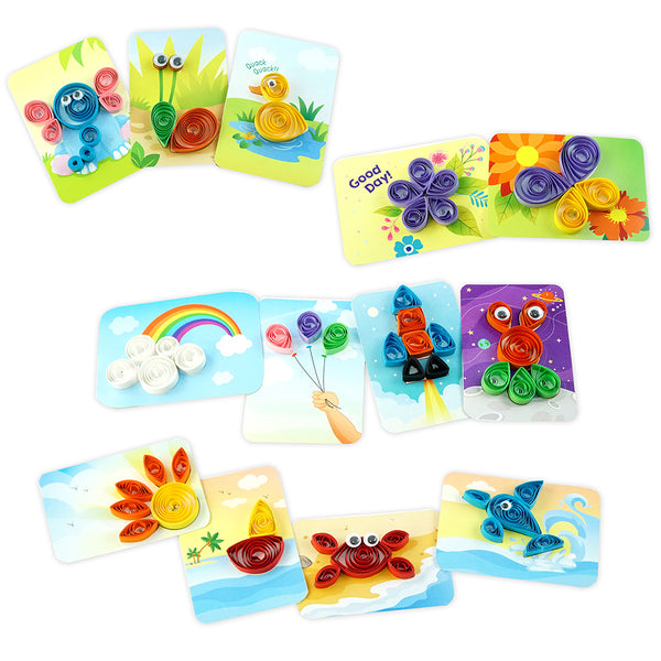 Creative Quilling Cards