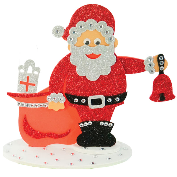 Santa Clause Craft Kit