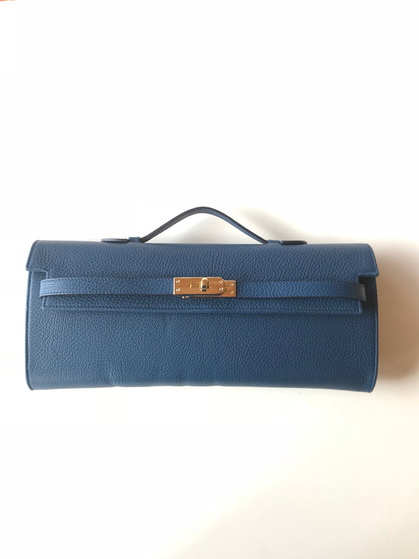 Bolso Star Big Piel Blue