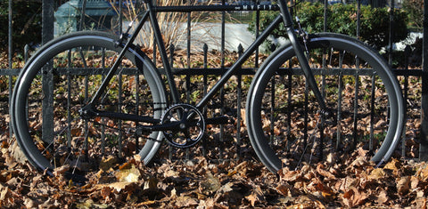 Fixie bike Image of Black Mamba