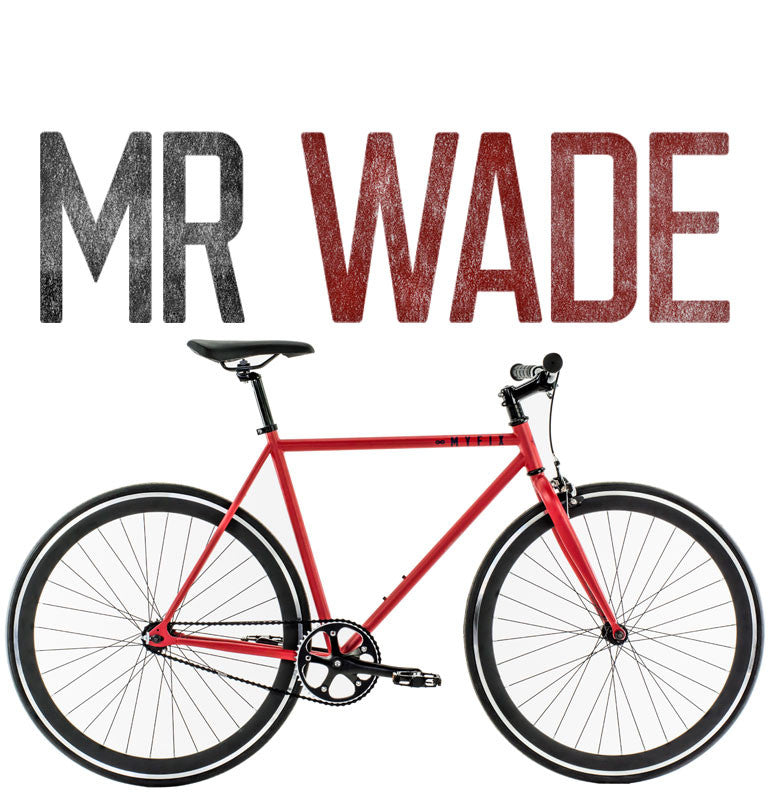 Fixie bicycle Image of Mr Wade
