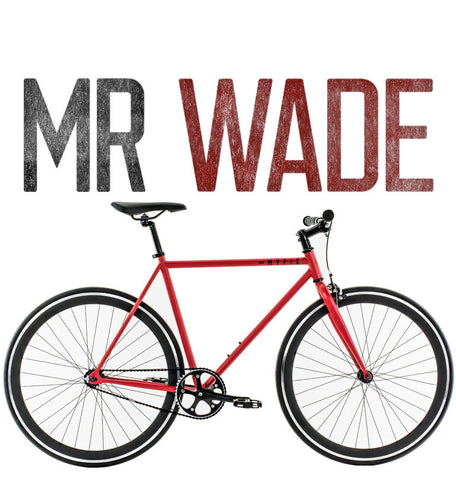 Fixie Bike | Mr Wade