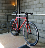 Fixie bicycle Image of Mr Wade 2