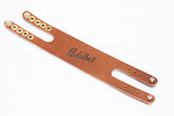 Pedal strap honey brown colour