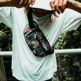 Mystical Flower Hip Pack