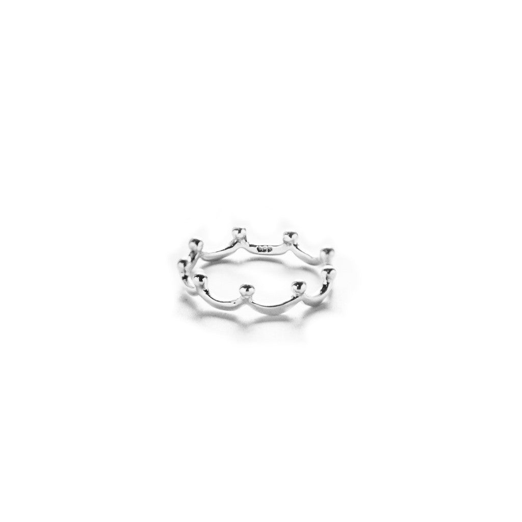 Tiara Ring - BE.ARUM  - 1