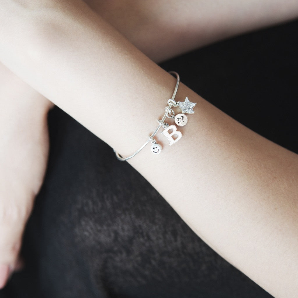 Charmlet Bangle - BE.ARUM  - 6