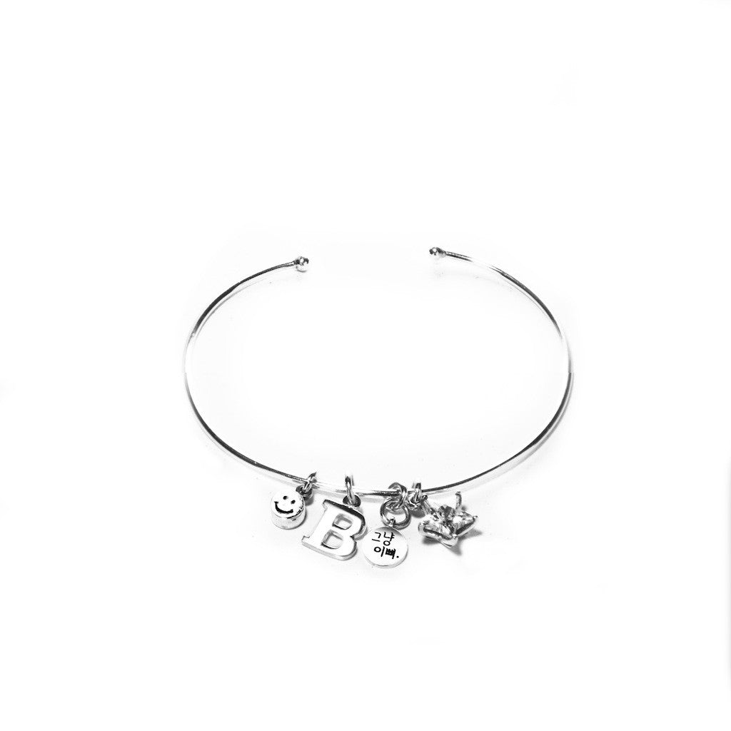 Charmlet Bangle - BE.ARUM  - 2