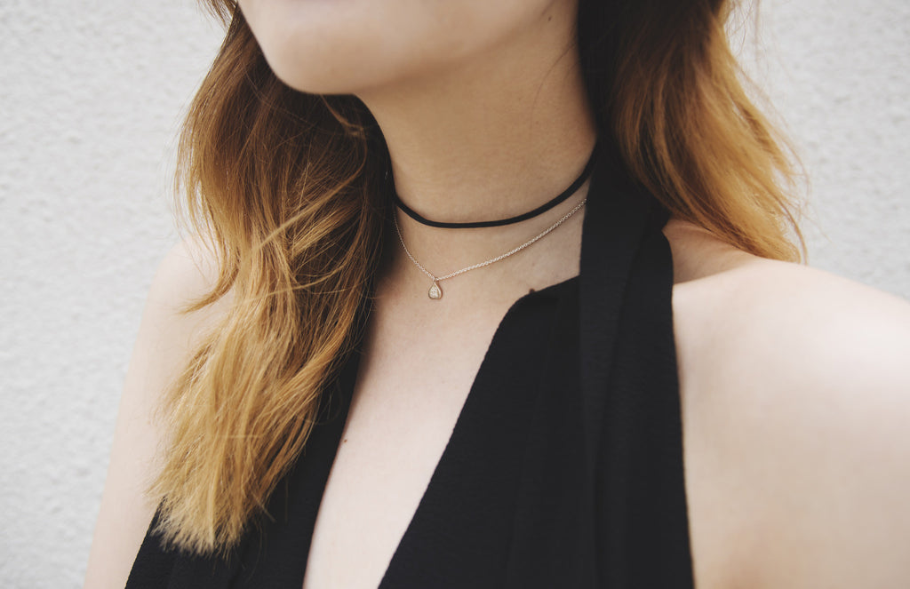 You are lovely Choker by @joankeem - BE.ARUM  - 3