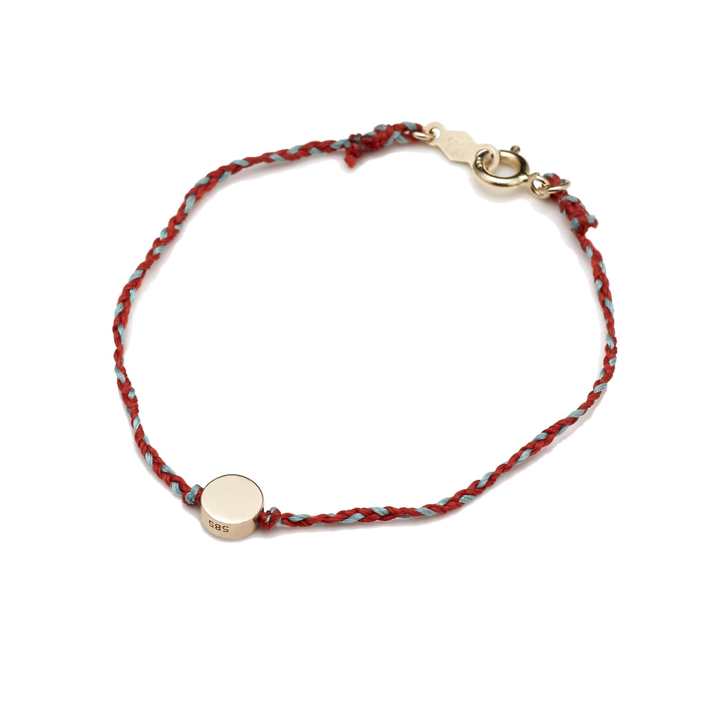 You are beautiful Bracelet Majestic Red - BE.ARUM  - 2