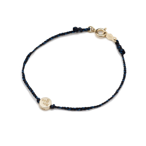 You are beautiful Bracelet Starry Black - BE.ARUM  - 1