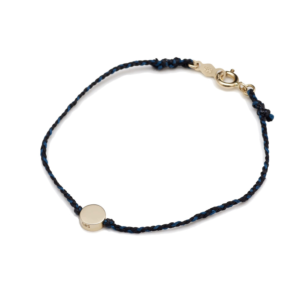 You are beautiful Bracelet Starry Black - BE.ARUM  - 2