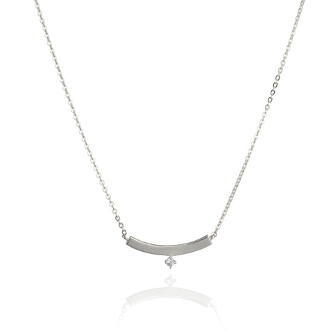 You are beautiful as you are Necklace - BE.ARUM  - 1