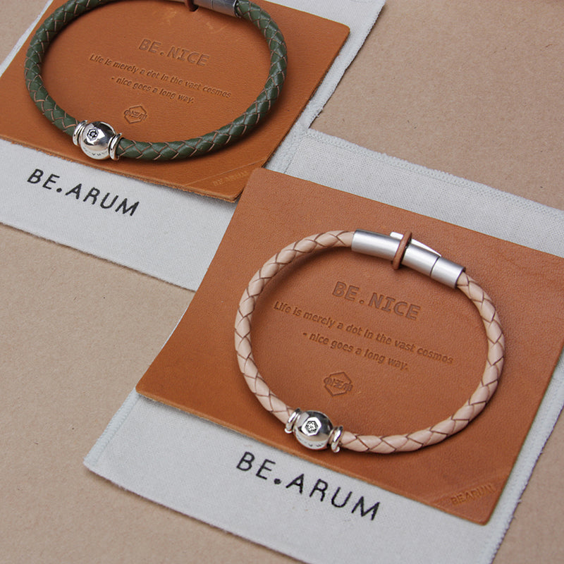 BE.NICE Bracelet Women's - Beige
