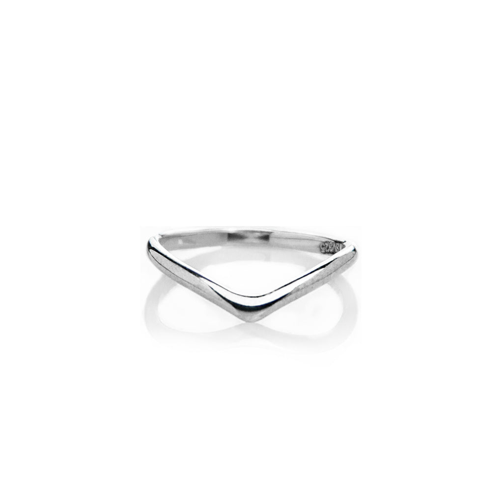 Wishbone Ring - BE.ARUM  - 1