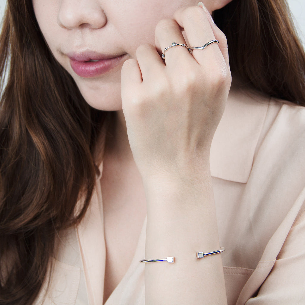 Wishbone Ring - BE.ARUM  - 3