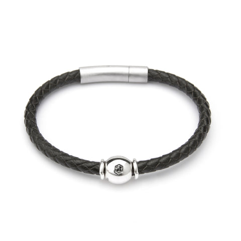 BE.NICE Bracelet Men's - Black
