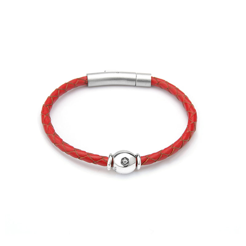 BE.NICE Bracelet Women's - Red