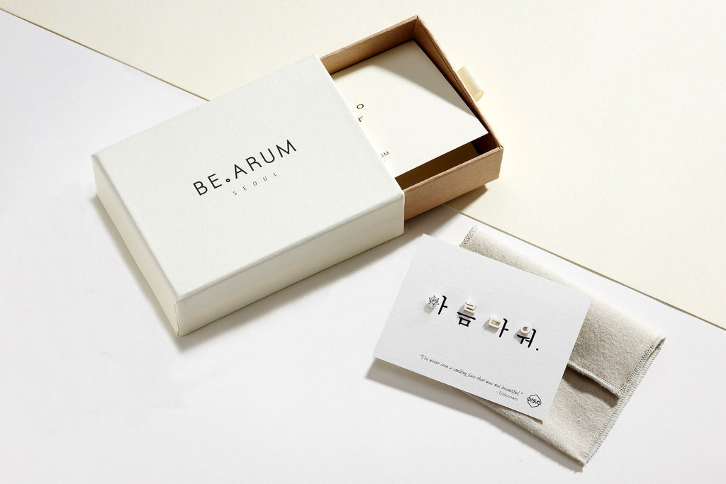 ORDW Earrings - BE.ARUM  - 2