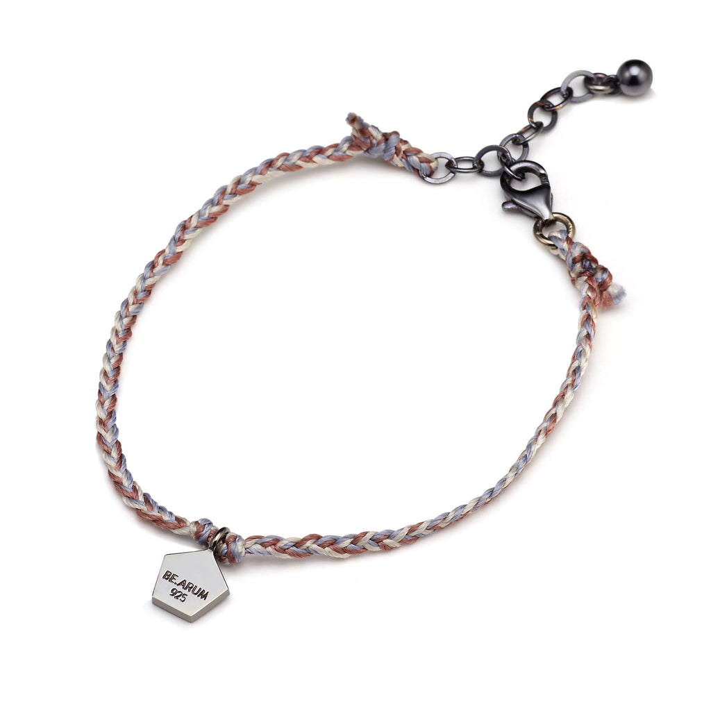 Simply chic Bracelet Rusty Pink - BE.ARUM  - 2