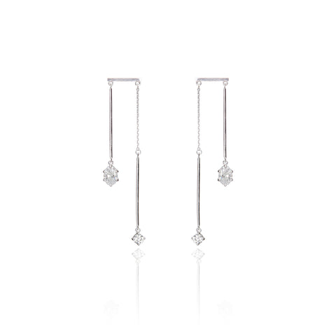 Rainfall Drop Earring