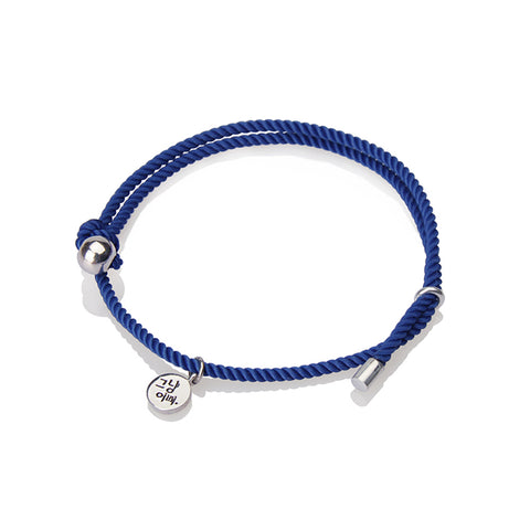Simply Pretty Bracelet II Electric Blue