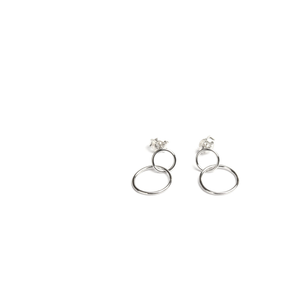 Two O ring Earring