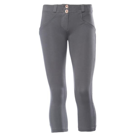 FREDDY WR.UP  SHAPING EFFECT CAPRI - Dark Grey
