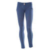 FREDDY WR.UP 7/8 ANKLE SKINNY - Powder Blue