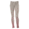 Freddy WR.UP® Floral Zip Ankle Length - Beige