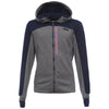 Freddy Mens Zip-Up Hoodie - Heather Grey