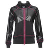 Freddy Active Zip Jacket - Black