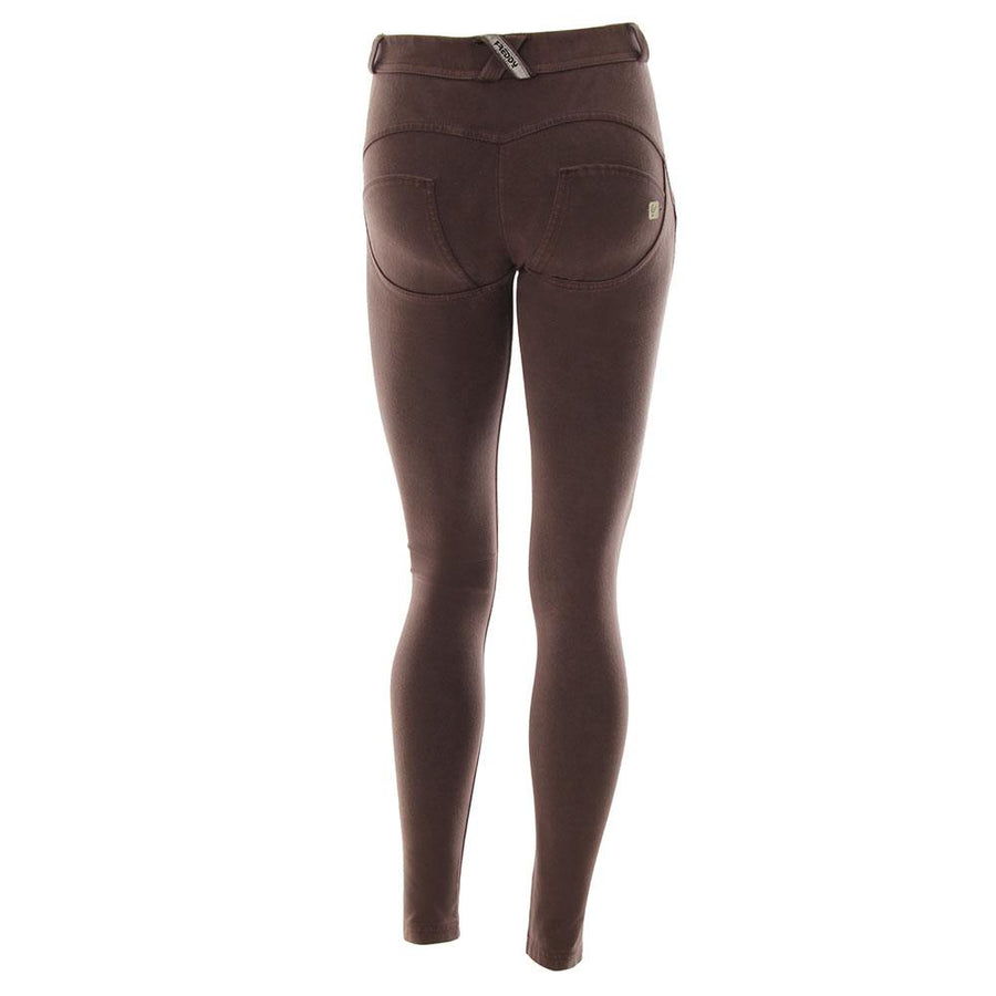 Freddy WR.UP® Garment Dyed Regular Rise Skinny - Brown