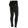 Freddy WR.UP® Velvet Regular Rise Skinny - Black