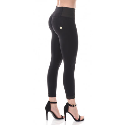 Freddy WR.UP® D.I.W.O.® PRO Fabric High Rise Skinny - Black