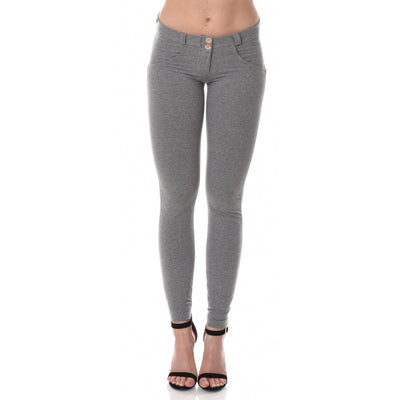 Freddy WR.UP® Regular Rise Skinny - Heather