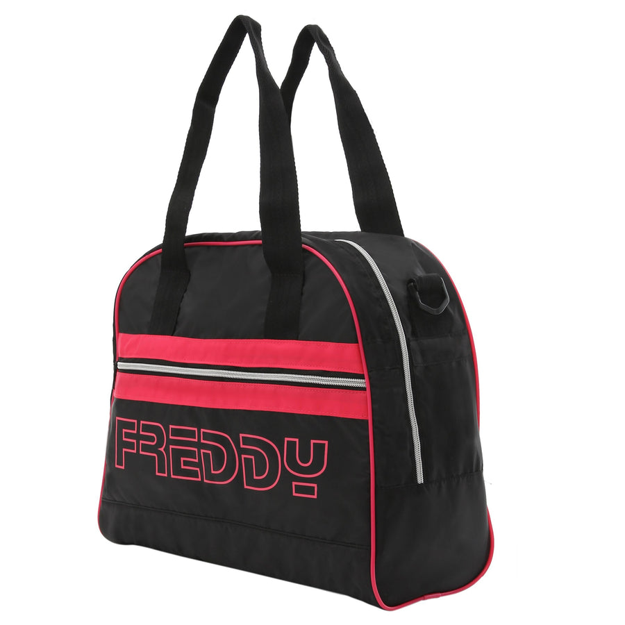 Freddy Neon Detailed Bowling Bag- Neon