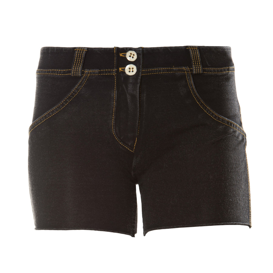 Freddy WR.UP® Shaping Denim Short - Black Rinse