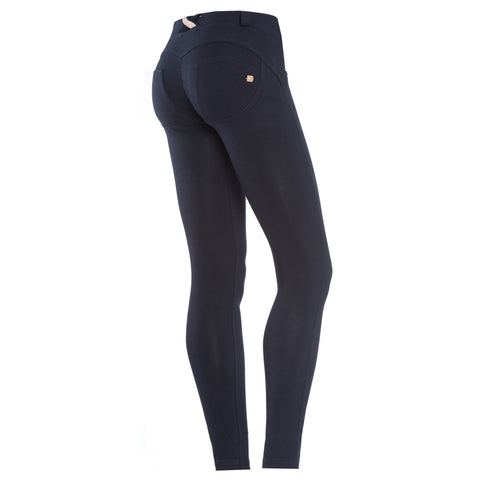 FREDDY WR.UP REGULAR RISE SKINNY - Navy