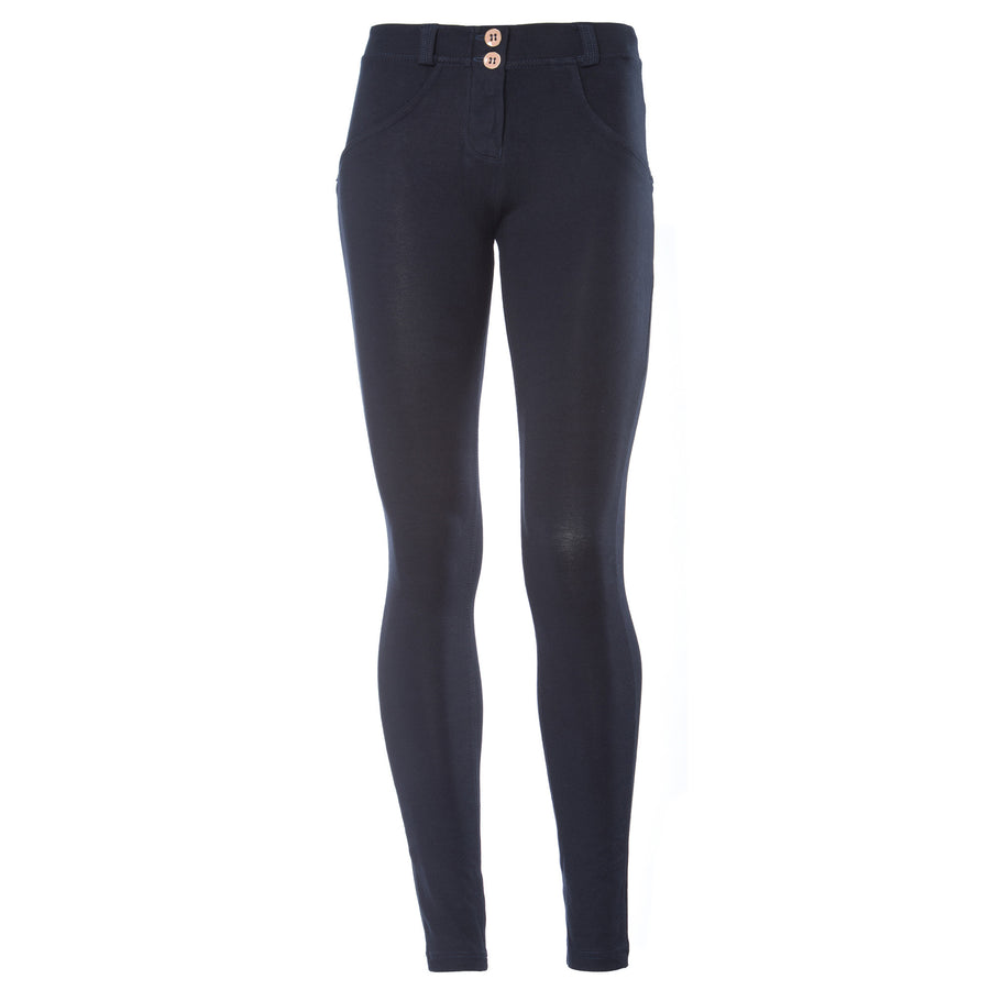 Freddy WR.UP® Mid Rise Skinny - Navy